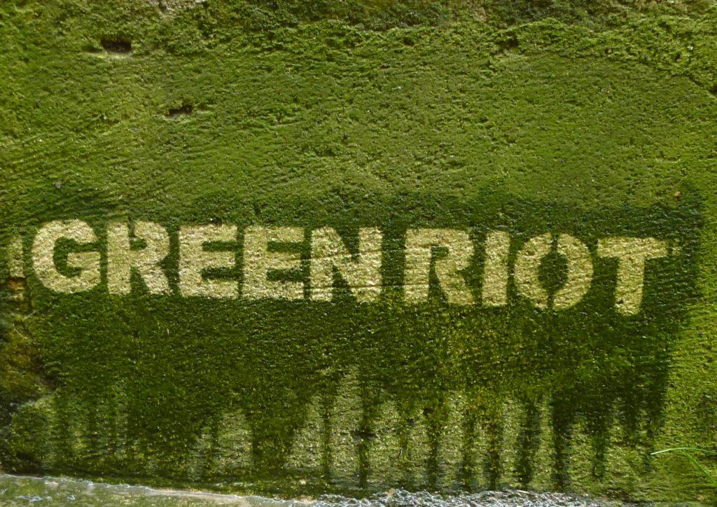 GREEN RIOT